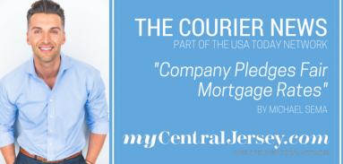 The Courier News: Michael Sema Addresses 1st Time Home Buyer Mortgage Anxiety