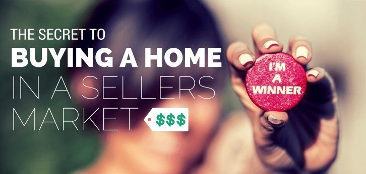 The Secret To Buying A House In A Sellers Market