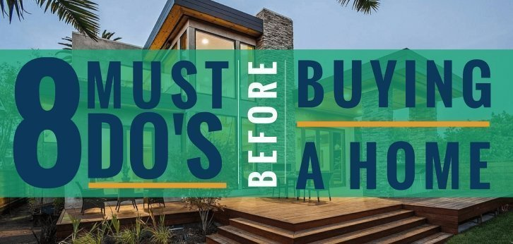 8 Must Do's Before Buying A House In NJ
