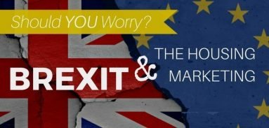 Brexit's Impact On The Housing Market: Should You Worry?