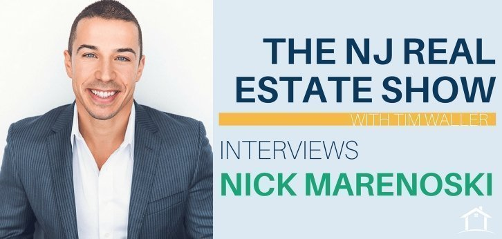 Tim Waller's The NJ Real Estate Show Interviews Get A Rate's Nick Marenoski