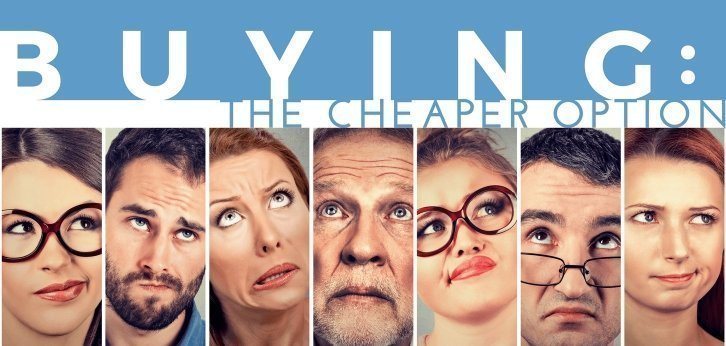 Paramus Mortgage | Buying – The Cheaper Option