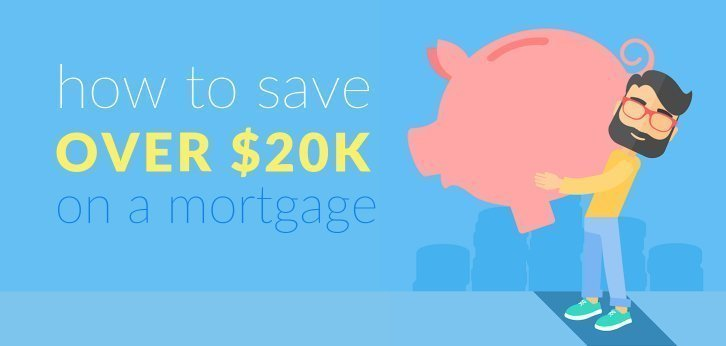 How To Save Over $20,000 By Shopping For Mortgage Rates